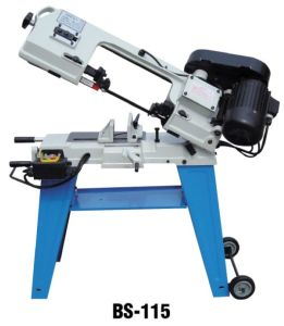 Metal Cutting Band Saw (Band Sawing Machine BS-115) pictures & photos