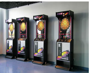 Indoor Electronic Automatic Dart Machines (DCF600) pictures & photos
