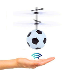 RC Flashing LED Helicopter Football Toy