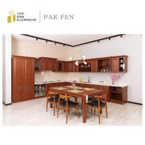 China 2018 New Metal Furniture Pakfen Aluminum Kitchen Cabinet