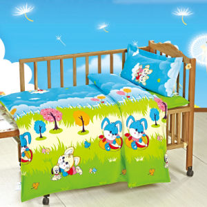 China 100 Cotton Kids Lovely Cartoon Bed Sheet Bedding Sets China Bed Sheets And Fitted Sheets Price
