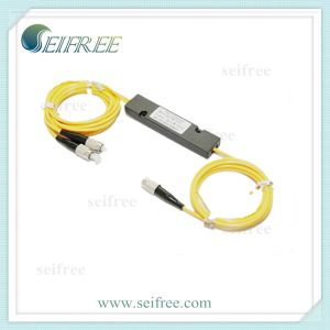 Fiber Optic PLC Splitter for CATV (FC Optical connector) pictures & photos