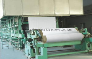 Culture Paper Machine for Paper Production Line/Paper Industry pictures & photos