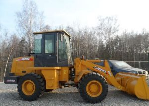 XCMG 2 Ton Wheel Loader Lw220 for Mining
