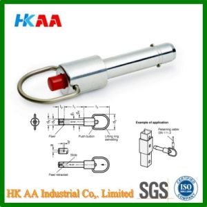 Locking Pins with Axial Lock Steel pictures & photos