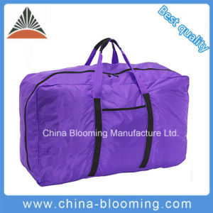 Lightweight Purple Nylon Carry Travelling Outdoor Sport Travel Bag pictures & photos