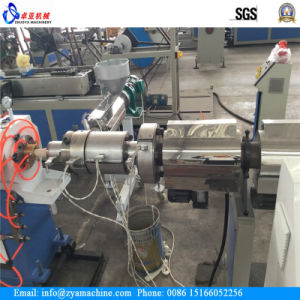 PPR Pipe Extrusion Line/Extruder Machinery/Plastic Extruder (20-63mm) pictures & photos