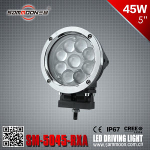 5 Inch 45W Round LED Driving Light for Cars (SM-5045-RXA)