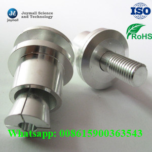 Custom CNC Turning Aluminum Expansion Screw and Nut