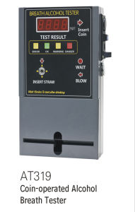 Alcohol Breath Tester 319
