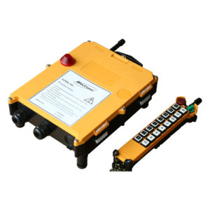 Handheld Industrial Remote Controls for Gantry Overhead Bridge Crane F21-16D pictures & photos
