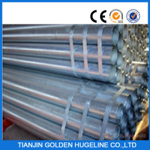 High Quality Hot Dipped Galvanized Weld Steel Pipe pictures & photos