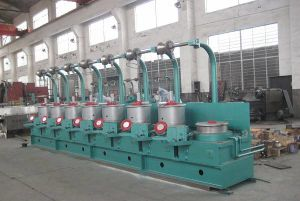 Roller Type Steel Wire Drawing Machine pictures & photos
