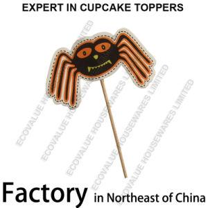 halloween flag toothpicks cupcake toppers sticks