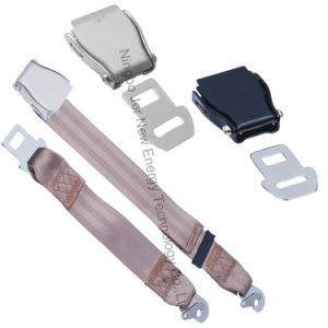 Seat Belt with Snap Hook (TER-A003)