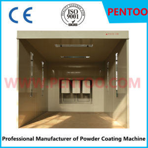 Manual Electrostatic Powder Coating Spray Booth with High Capacity pictures & photos