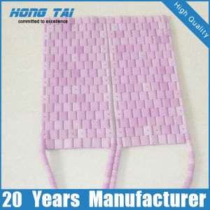 Heat Treatment Traditional Low-Voltage Electrical Resistance Heating Element Flexible Ceramic Heater Mat pictures & photos