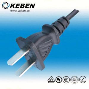 China Standard CCC 2 Pin AC Electrical Plug (AC132) - China