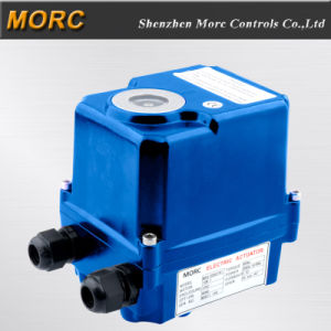 Small Torque Rotary Control Valve Electric Actuator