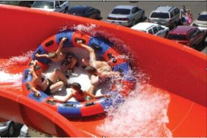 Family Floating Water Slide, Raft Slide, Water Park Equipment pictures & photos