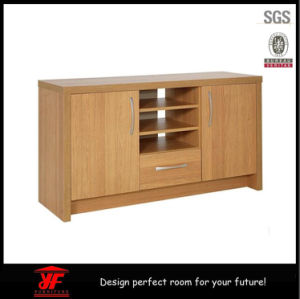 China Living Room New Model Tv Stand Wooden Furniture Tv Showcase