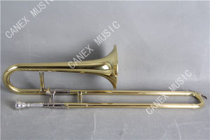 Slide Trumpet/ Bb Trumpet/Brass Instrument Trumpet (STR-800L) pictures & photos