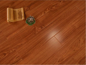 8.3mm Laminate Flooring Laminated Wood Flooring pictures & photos