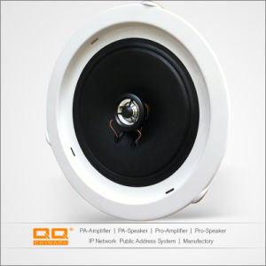 5inch Coaxial Tweeter Ceiling Speaker Box pictures & photos
