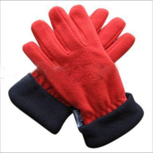 Fleece Gloves, Gloves, Red Gloves, Warm Gloves pictures & photos