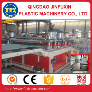 PVC Construction Crust Foam Plate Production Line pictures & photos
