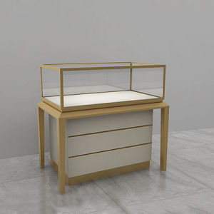 China Wholesale Low Price Furniture Jewellery Display Counter For