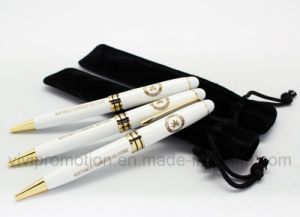 Promotion Metal Ball Pen for Promotional Logo Printing (BP0028A) pictures & photos