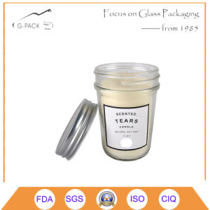 500ml Glass Candle Jar Candle Holders pictures & photos