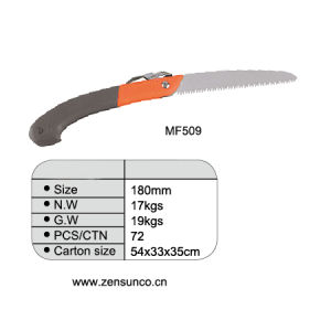 Mf509 180mm Folding Pruning Saw pictures & photos
