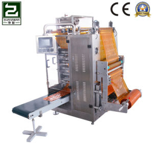 500 Film Width Granule Four-Side Sealing Packing Machine pictures & photos