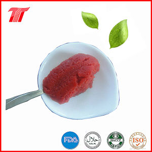800g Veve Brand Organic Canned Tomato Paste pictures & photos