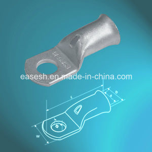 Flared Entry Es Specification Electrical Copper Tube Terminals Cable Lugs pictures & photos