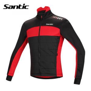 e68e9f954 China Santic Men Winter Cycling Jacket MTB Bike Jacket Windproof Thermal Fleece  Running Jacket Cycling Jersey Breathable Anti-Sweat - China Bike Riders ...