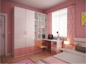 Home Furniture, Modern Style Wooden Wardrobes (zy-014)