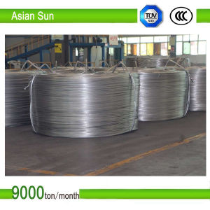 Aluminium Rod/ Wire/Bar for Electric Cable Manufacturer pictures & photos