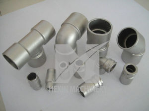 Investment Cast Pipe Fittings for Precision Casting pictures & photos