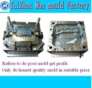 Injection Plastic Auto Mold for Vehicle Part KIA Air Bag Cover