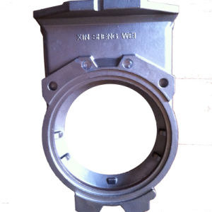OEM Sand Casting Iron Valve Body pictures & photos