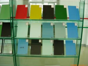 Painted Float Glass pictures & photos