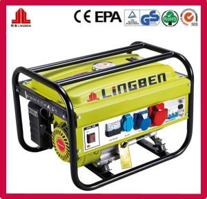 2kw Three Phase Gasoline Generator (LB2600DXE-A3)
