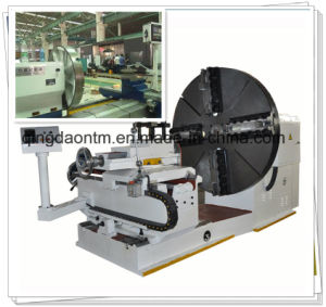 High Precision Horizontal CNC Lathe with Automatic 3 Jaws Chuck (CK61200) pictures & photos