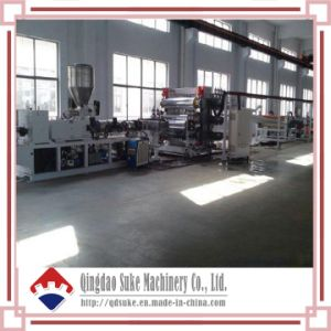 Pet Transparent Sheet Production Extrusion Line Machine (SJ90) pictures & photos