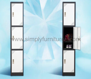 Sturdy Locker with 3 Doors