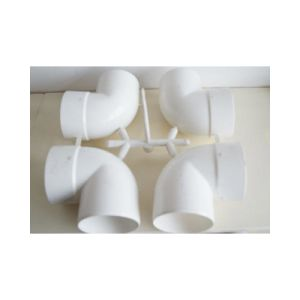 Plastic Mold for 4 Cavity Water Pipes pictures & photos