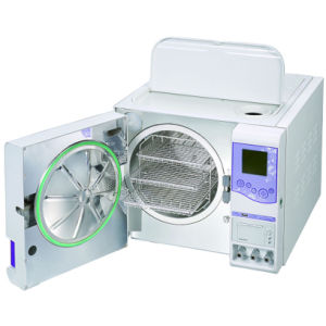 USB Output Dental Sterilization Autoclave with Built-in Printer